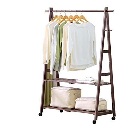 Amazon.com: Coat Racks for Living Room Clothing Garment Rack ...