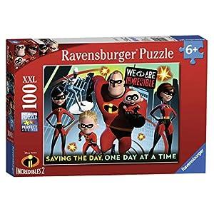 Ravensburger Disney Incredibles 2 – 100 Piece Puzzle, 19.5″ x 14.25″