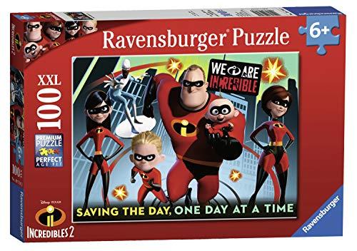 - Ravensburger Disney Incredibles 2 - 100 Piece Puzzle