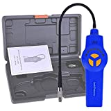 Yescom Portable High Sensitivity Air Condition Refrigerant Halogen Freon Gas Leakage Detector Leak Tester