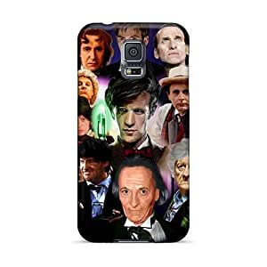 High Quality Mobile Cases For Samsung Galaxy S5 With Customized Colorful Green Day Image SherriFakhry