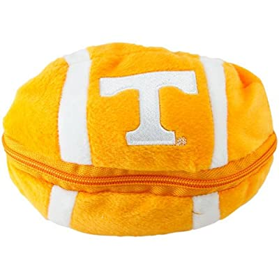 Tennessee Volunteers Hidden Plush Bear Football Toy: Sports & Outdoors