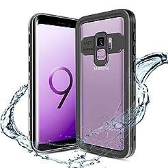 XBK Samsung Galaxy S9 Case, Waterproof C...