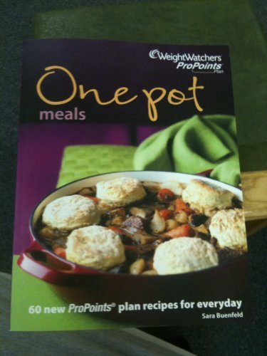 Download Weight Watchers One Pot Meals - Pro Points Cookbook 2011 ebook