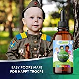 PottyWise Liquid Stool Softener for Kids - Stool