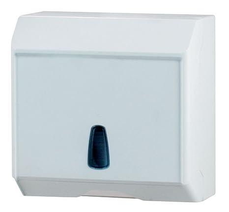 Marplast – Dispensador de toallas Multicolor Tipo Blanco MP 536 – gelt. C de pliegue