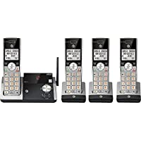 ATT CL82415 4 Handset DECT 6.0 Cordless Phone with Digital Answering System