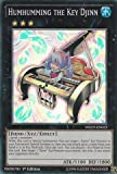Yu-Gi-Oh! - Humhumming the Key Djinn (WSUP-EN023) - World Superstars - 1st Edition - Super Rare