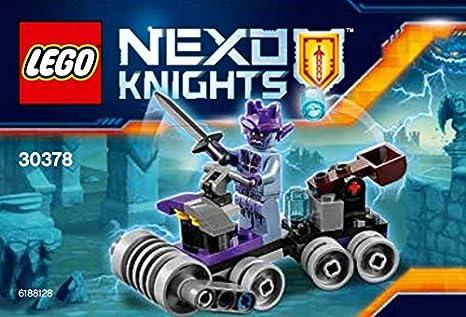 Lego 30378Jeux Knights Et Shrunken Headquarters Nexo QxrCBoEdeW
