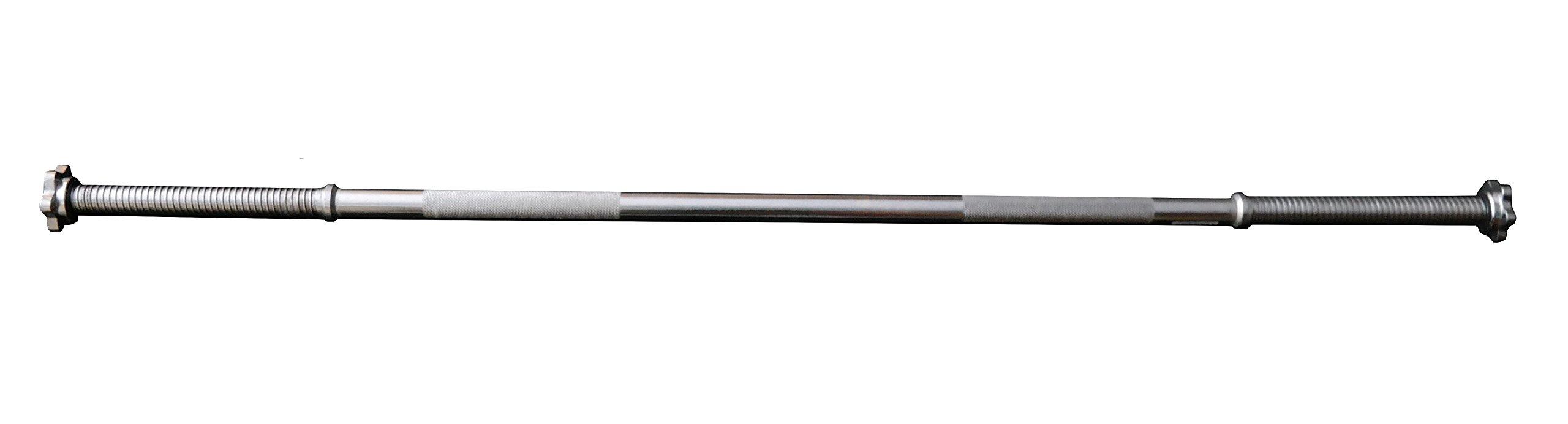 Bollinger 0RB60T Bara Recta, Unisex Adulto, Plateado (cromada), Talla Única product