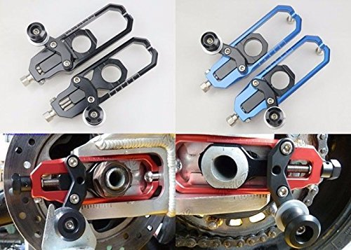 chain-adjusters-tensioner-catena-w-spool-for-2009-2016-bmw-s1000r-s1000rr-red