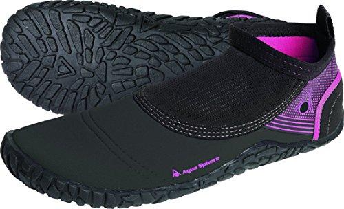 Aqua Sphere Sporter Wasser Schuh rosa / braun