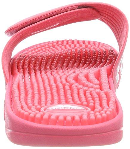 adidas Damen Adissage W Dusch-& Badeschuhe Pink (Chalk Pink S18/ftwr Wht/chalk Pink S18)