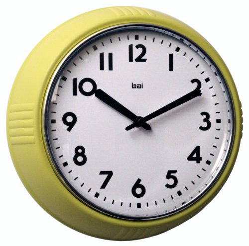 Bai Retro Wall Clock,