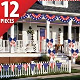 Patriotic Decorating Kit 12pc