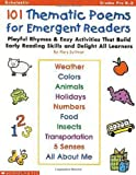 101 Thematic Poems for Emergent Readers, Mary Sullivan, 0590967339