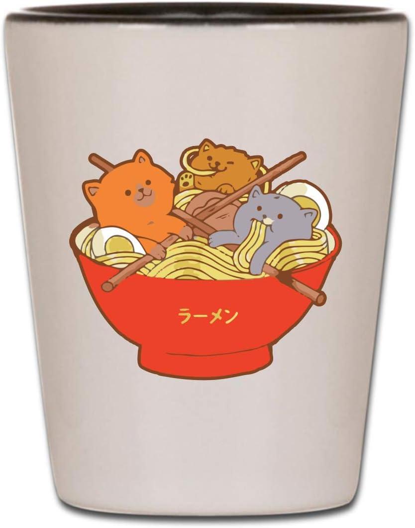 Vaso de chupito japonés de Ramen Noodles – Kawaii Anime ...