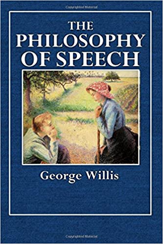 Book The Philosophy of Speech
