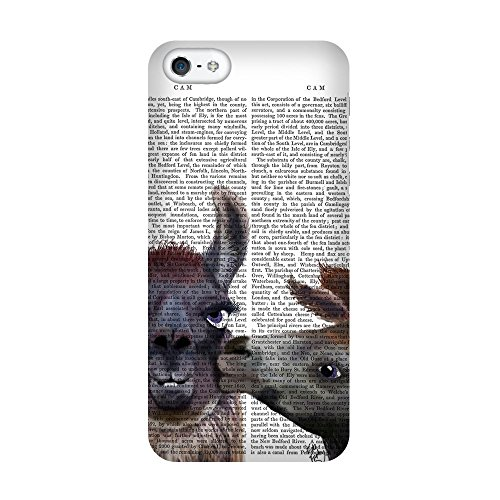 iPhone 5/5S Coque photo - embrassée Heimlich