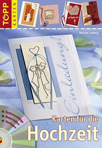 Karten für die Hochzeit: Einladungs-, Menü- & Tischkarten