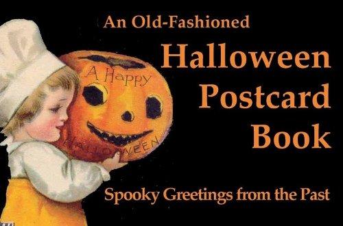 Halloween Postcards -