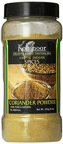 Kohinoor Spice, Coriander Powder, 8.8-Ounce (Pack of 3)