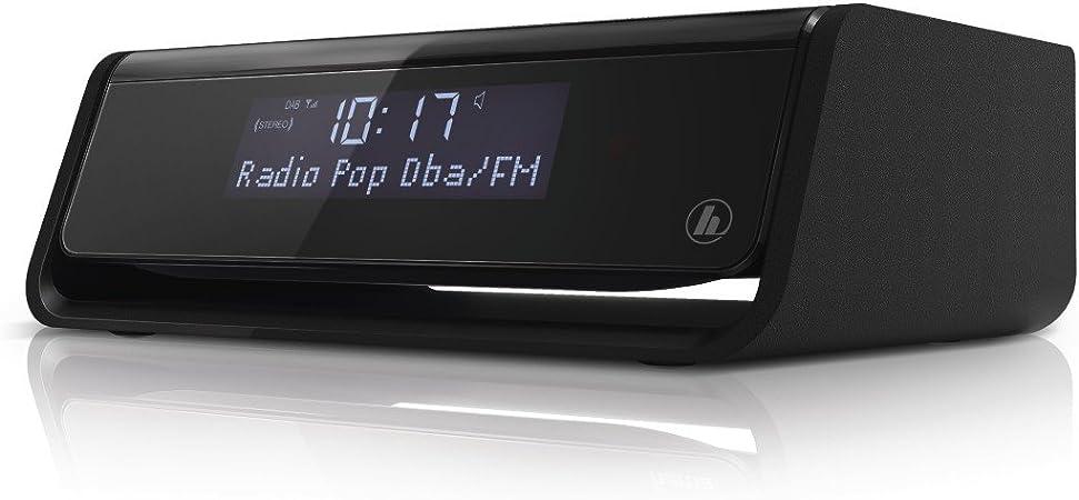 Hama Digitaler Radiowecker Dr30 Ukw Dab Dab Zwei Weckzeiten Snooze Funktion Sleep Timer Kopfhöreranschluss Lichtsensor Zur Displaybeleuchtung Uhrenradio Schwarz Heimkino Tv Video