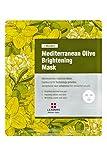 [Leaders Insolution] 7 Wonders Mediteranean Olive Brightening Coconut Gel Bio-Cellulose Mask 10Pk For Sale