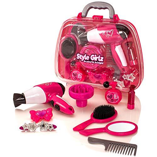 Style Girlz Style 'n Go Hair & Beauty Salon Case