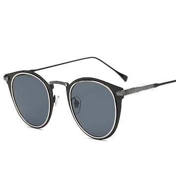 Mode Einfache Farbe Box Sonnenbrille,A2