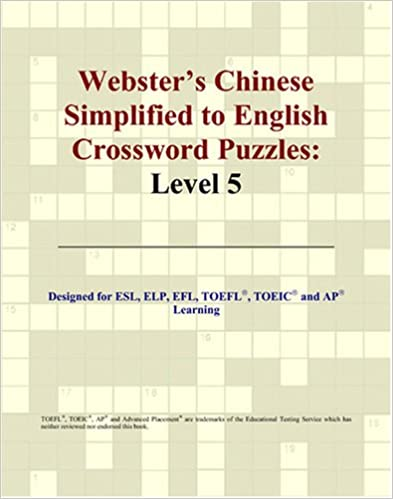 Amazon com: Webster's Chinese Simplified to English