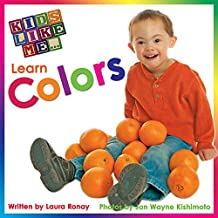 Kids Like Me Learn? Colors
