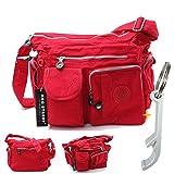 Crinkle # 8831Nylon Handbag Shoulder Bag Casual Shoulder Bag