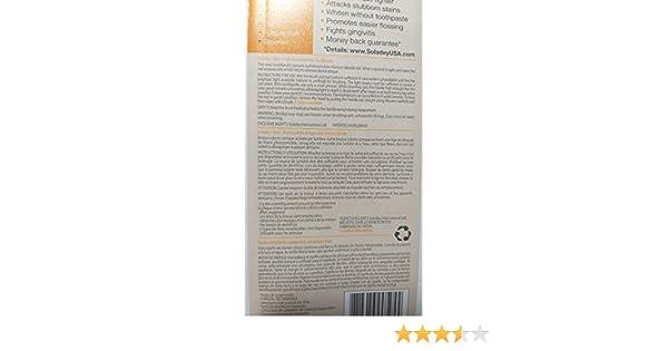 Soladey - 4 cabezales de repuesto cepillo iónico Ion5, J3x y soladey-eco - tipo: Suave: Amazon.es: Hogar