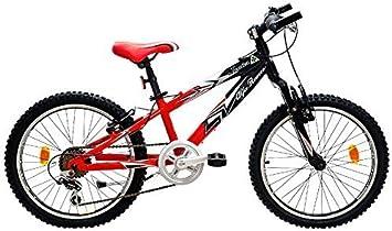 Alfa Romeo Junior - Bicicleta Infantil de 20 Pulgadas, Bicicleta de ...