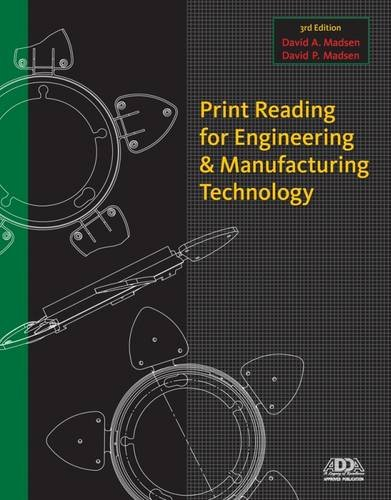 Print Reading for Engineering and Manufacturing Technology with Premium Web Site Printed Access Card