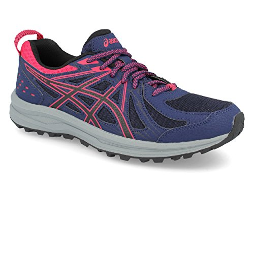 Shoes Trail Blue Asics Running Frequent Women's SxwFIY