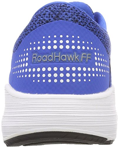Asics Roadhawk FF GS, Zapatillas de Running Para Niños Multicolor (Victoria Blue/white/black 4501)