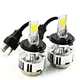 LED Headlight Conversion Kit (from HID or Halogen) New Technology All-in-One - 33W 3000LM x2 - All Bulb Sizes by Frayagresa (H4(HB2)(9003))