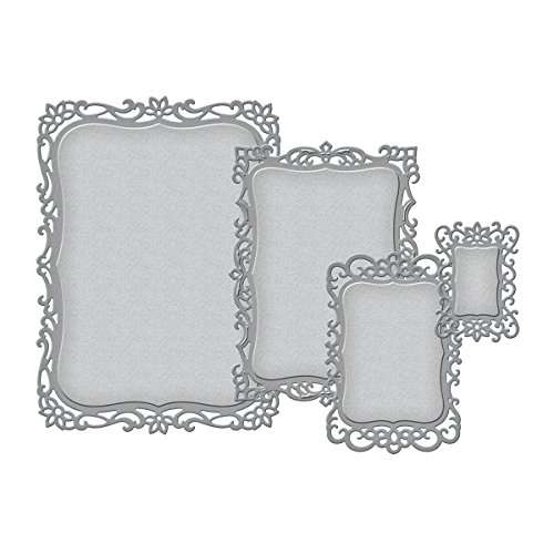 Nestabilities Die - Spellbinders S5-148 Nestabilities Decorative Labels Eight Die Templates