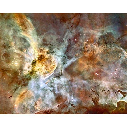 Walls 360 Premium Peel & Stick Wall Murals: Carina Nebula (24 in x 19 in)