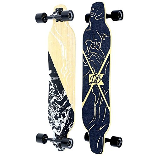 "DB Crossbow 40"" Flex 3 Longboard Complete New 2018"