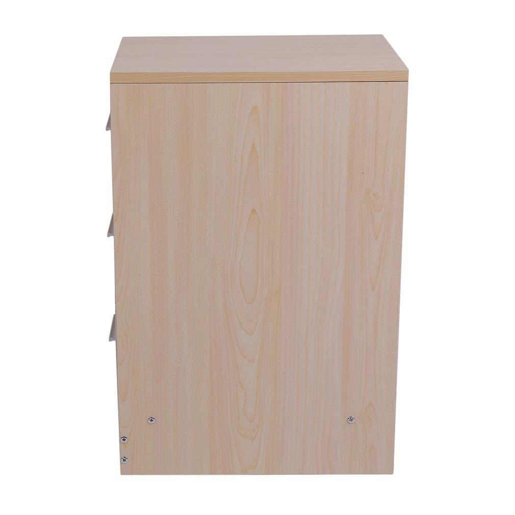C/ómoda de 5 cajones para Dormitorio Almacenamiento oHholly Muebles Armario y caj/ón Pasillo