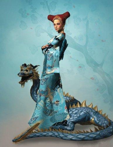 Dragon Empress Blank Sketchbook (Fantasy Two 150 Blank-Sketch) (Volume (Empress Design Print)