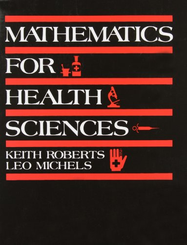 Mathematics for the Health Sciences