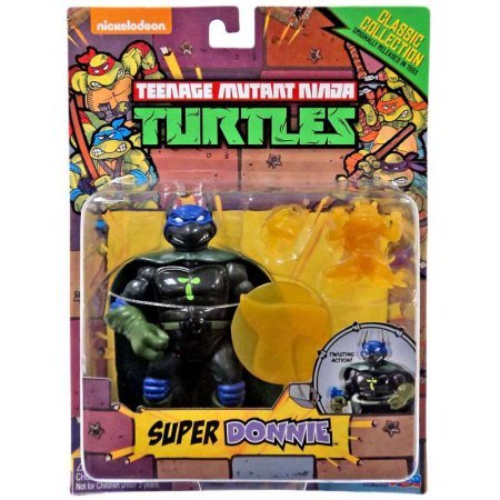 Teenage Mutant Ninja Turtles Classic Collection Super Donnie