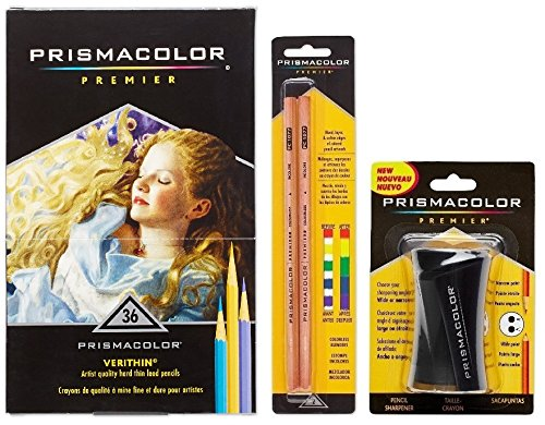 Prismacolor Verithin Accessory Sharpener Colorless product image