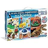 Clementoni - 52035 - Les Plus Grandes Expériences de la Science