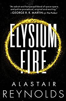 Elysium Fire by Alastair Reynolds science fiction book reviews