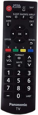 Genuine Panasonic TX-42G10B TV Remote Control